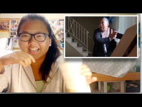 DOUBLE MASK KILLER PRANK ON MOM (DE'ARRA & KEN) REACTION!!!