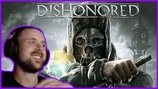 Forsen Reacts To Dishonored Any% Speedrun in 32:53.70 [World Record]