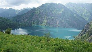 Невероятные приключения в Кыргызстане. Джип-тур 12 дней. / Incredible trip in Kyrgyzstan. JeepTour.