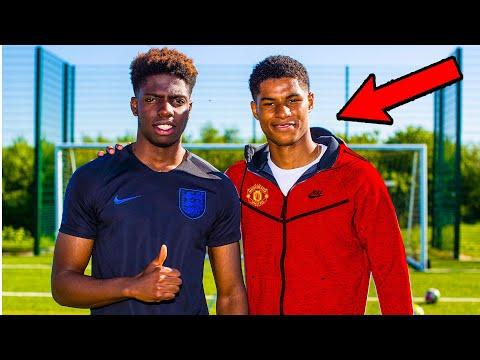 If Marcus Rashford Wins Soccer Challenge I Lose $1000