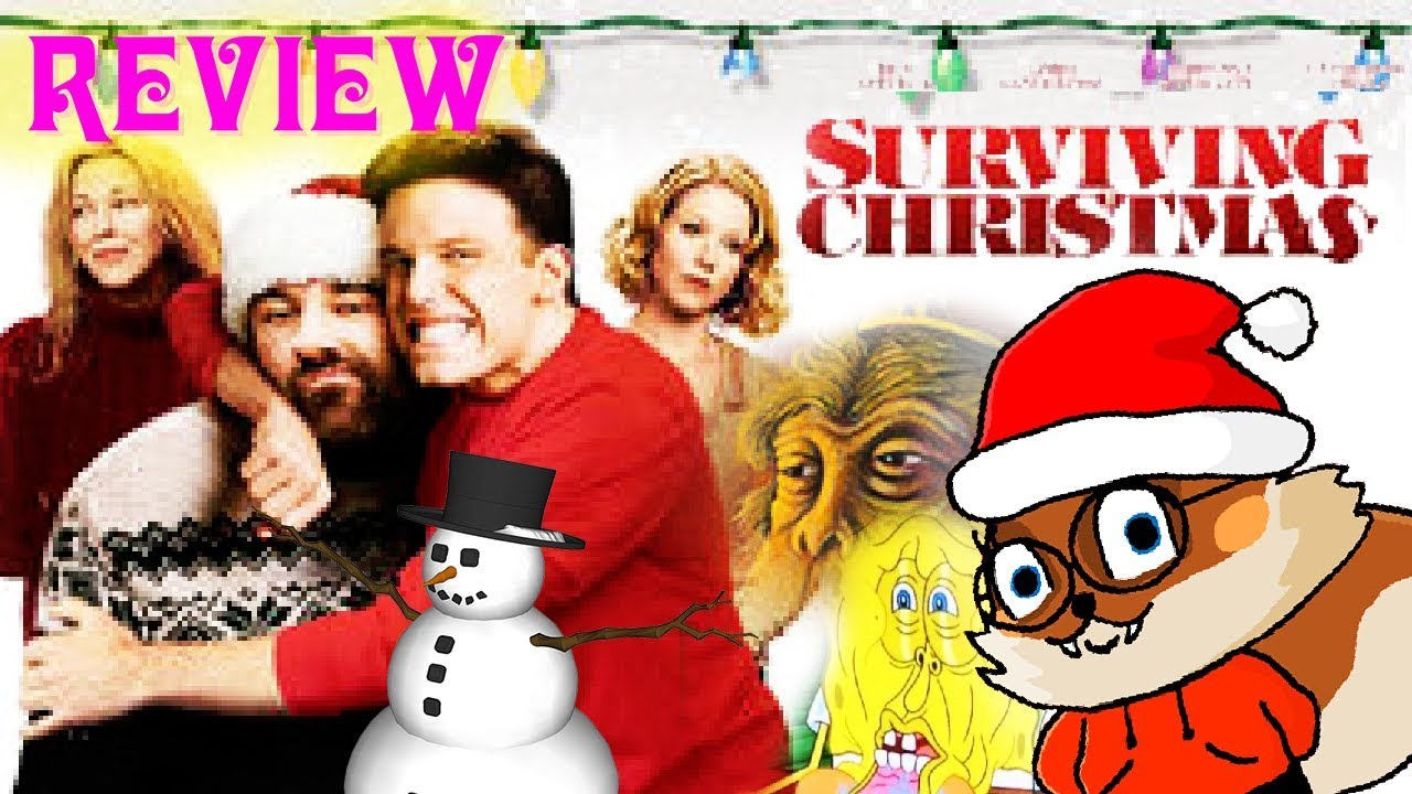 Surviving Christmas.Squirrely Reviews Surviving Christmas 2004