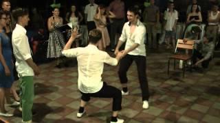 Конкурс ALKOJILL. Свадебная вечеринка Вани и Ани 22.06.2013.