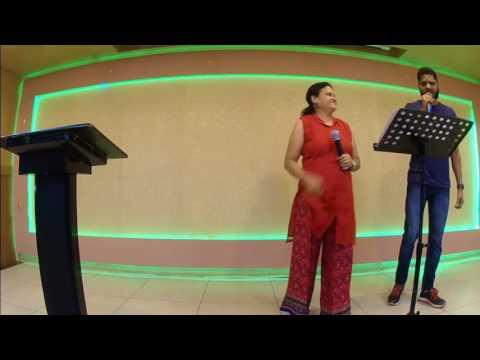 Iva Yaava Seeme ganDu kaaNammo by  Varun and Prathiba