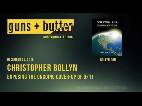 Christopher Bollyn | Exposing the Ongoing Cover Up of 9/11