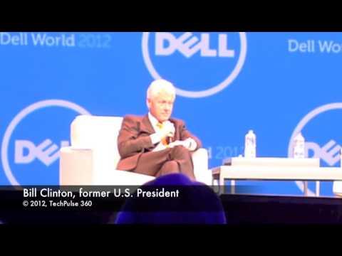 Bill Clinton: Living in a debt free America