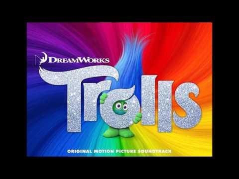Trolls - Cast - Move Your Feet / D.A.N.C.E / It's A Sunshine Day (Audio)