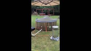 Propane Hot Tub Heater