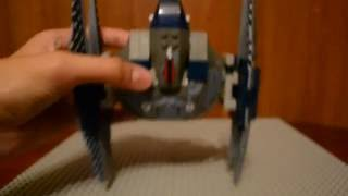 (5)Lego star wars 75041 Дроид стервятник