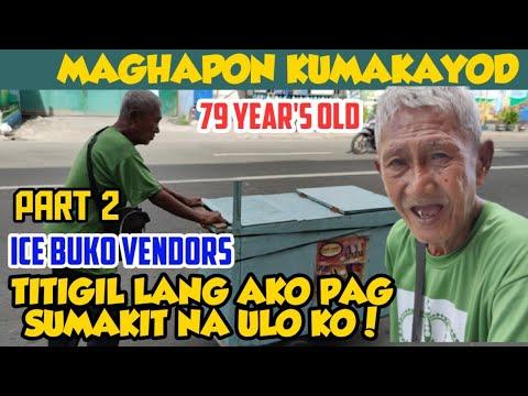 79 YEAR'S NA LOLO NAGTITINDA PA NG ICE BUKO NAKAKAIYAK NAMAN! PART 2