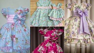 Baby frock : stylish & comfortable baby dress //