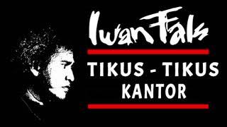 Gambar cover Iwan Fals  - Tikus-Tikus Kantor (1986)