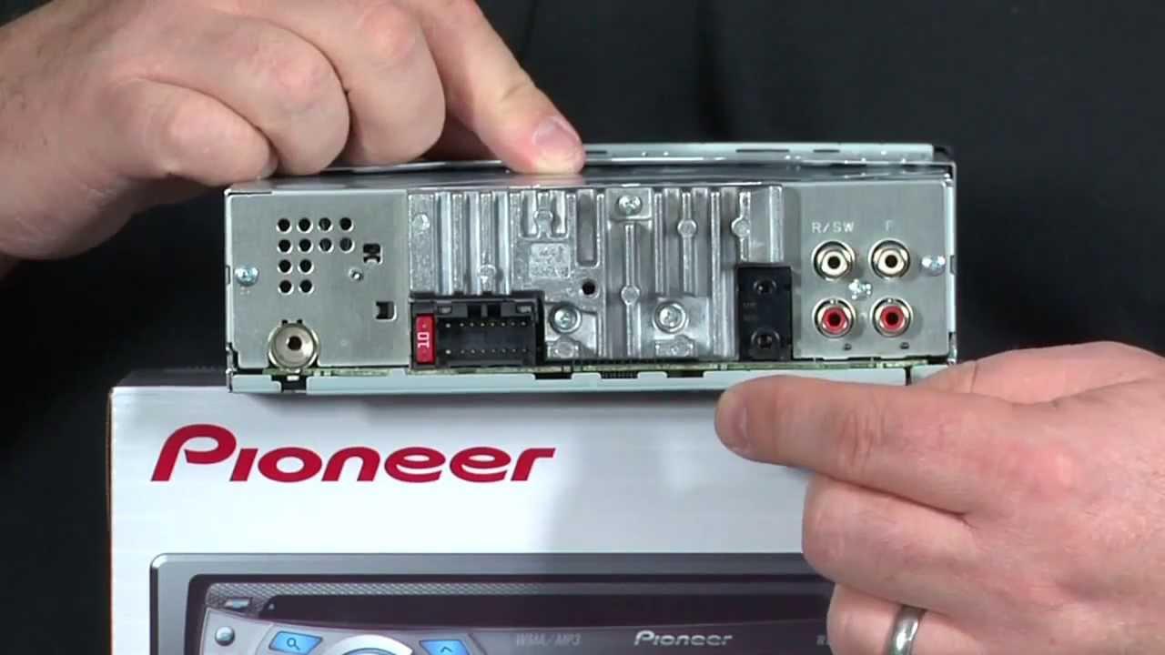 Radio Pioneer DEH-7300BT Recepator CD con Bluetooth incorporado y ...