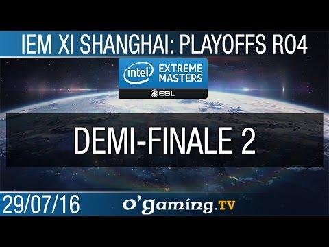 Demi-finale 2 - IEM XI Shanghai - Ro4