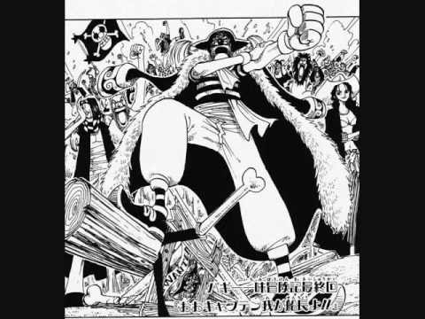 ONE PIECE ワンピース 扉絵 短期集中シリーズ 06 「エースの黒ひげ大捜査線」posted by gloriolaxh