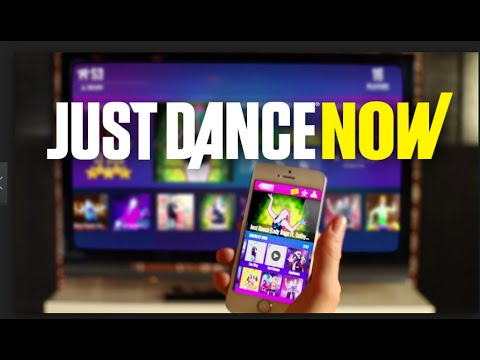 Just Dance Now - Coming to Samsung Smart TV's