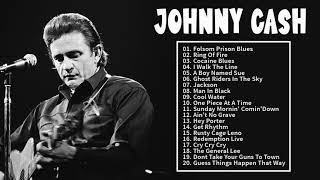 Johnny Cash Greatest Hits 2021 - Top 20 Best Songs Of Johnny Cash - Johnny Cash Full Album
