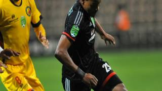 Thomas Mlambo interviews football star Tlou Segolela