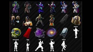 Fortnite New Leaked Skins Patch 6.20
