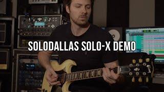The Schaffer Boost | Solo X | Solodallas | Pedal Demo