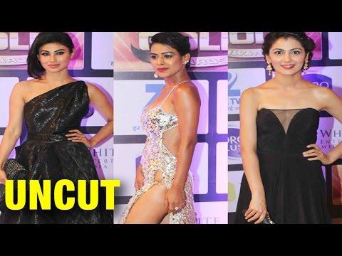 Zee Gold Awards 2016 | Red Carpet | Nia Sharma |  Deepika Singh | Gauhar Khan | Full Show