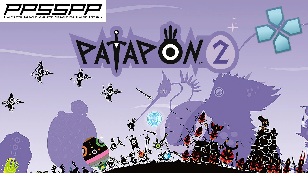 Patapon 2 cheats für psp deutsch.