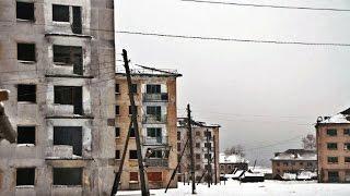 Мертвые города России.