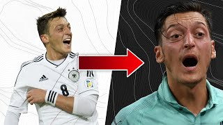 What the hell happened to Mesut Özil? | Oh My Goal