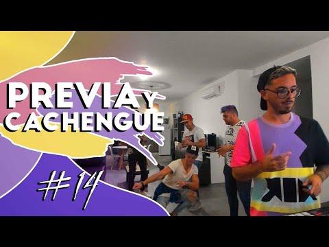 PREVIA Y CACHENGUE #14 - Enganchado / SET EN VIVO - Fer Palacio Ft DNG
