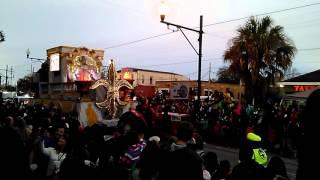 Endymion Parade, 2016