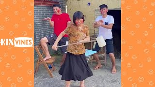 Funny videos 2021 ✦ Funny pranks try not to laugh challenge P263