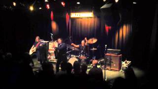 EARTH @ Jazzhouse, Copenhagen (15th of February, 2015)
