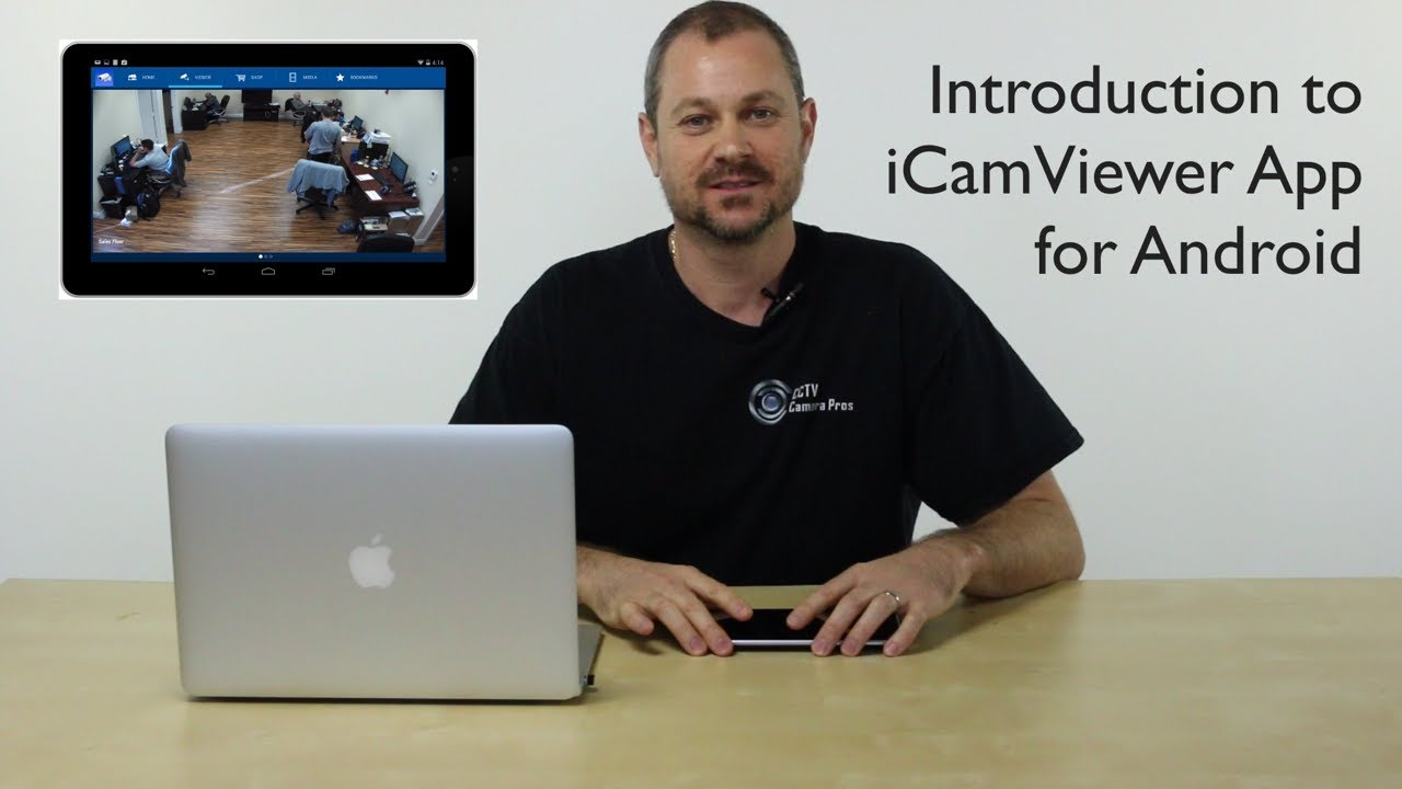iCamViewer Network IP Camera Viewer App for Android