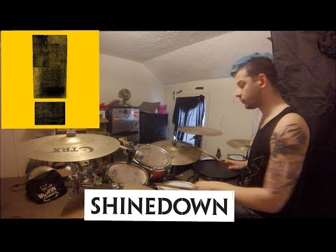 SallyDrumz - Shinedown - DEVIL Drum Cover