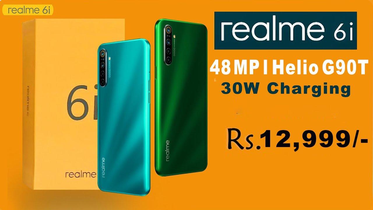 Realme 6i (Realme 6S) Launching in India l Realme 6i Price in India,Realme 6i Full Specs & All