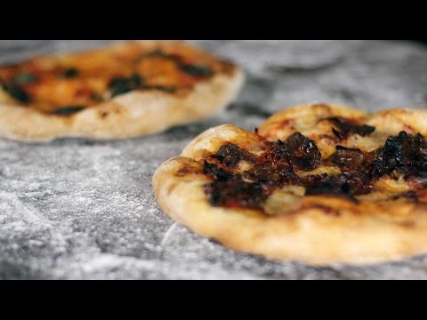 PERFECT PIZZA: Vegetarian & vegan pizza worth eating.