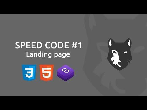 ESports Landing Page | HTML, CSS, Photoshop | Speed Code