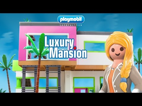 PLAYMOBIL Luxury Mansion (by PLAYMOBIL®) - iOS / Android - HD Gameplay Trailer