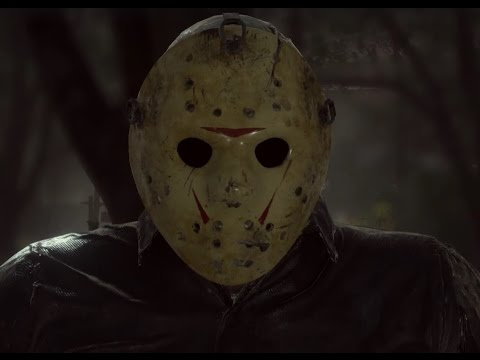 Friday The 13th: The Game ( 2017) Launch Date Announcement Trailer HD Jason Voorhees