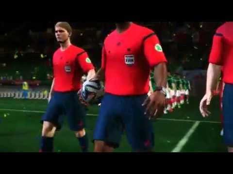Game Da Copa Do Mundo Divulga Mais Imagens - Leitura Dinâmica 04/04/2014