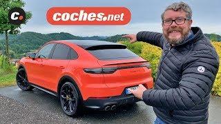 Porsche Cayenne Coupé 2019   Primera prueba / Test / Review en español   coches.net