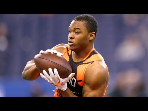 Amari Cooper (Alabama, WR) 2015 NFL Combine Highlights