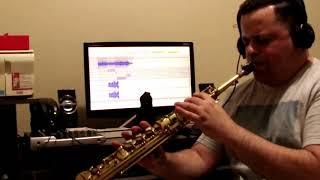 Careless Whisper - Soprano saxophone