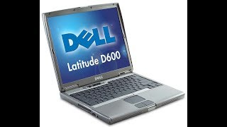 REDEMARAGE D UN VIEUX PC PORTABLE DELL