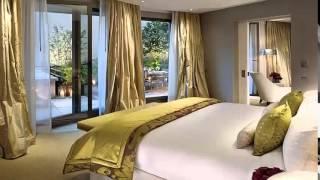 غرف نوم ذهبي وابيض Gold And White Bedrooms