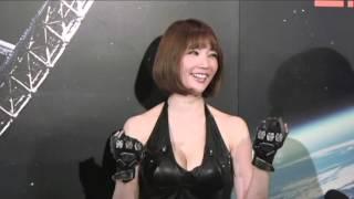 森下悠里/『エリジウム』Blu-ray&DVDリリース記念イベント □イベント動...