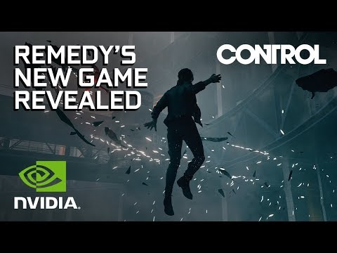 Control - Remedy's Cinematic Metroidvania