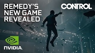 Control - Remedy's Cinematic Metroidvania