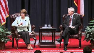 Nancy Pelosi Speaks at Texas A&M University