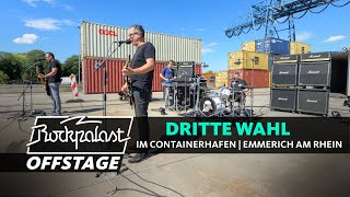 Dritte Wahl live | OFFSTAGE | Rockpalast 2020