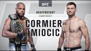 UFC 241: Stipe Miocic vs Daniel Cormier Recap